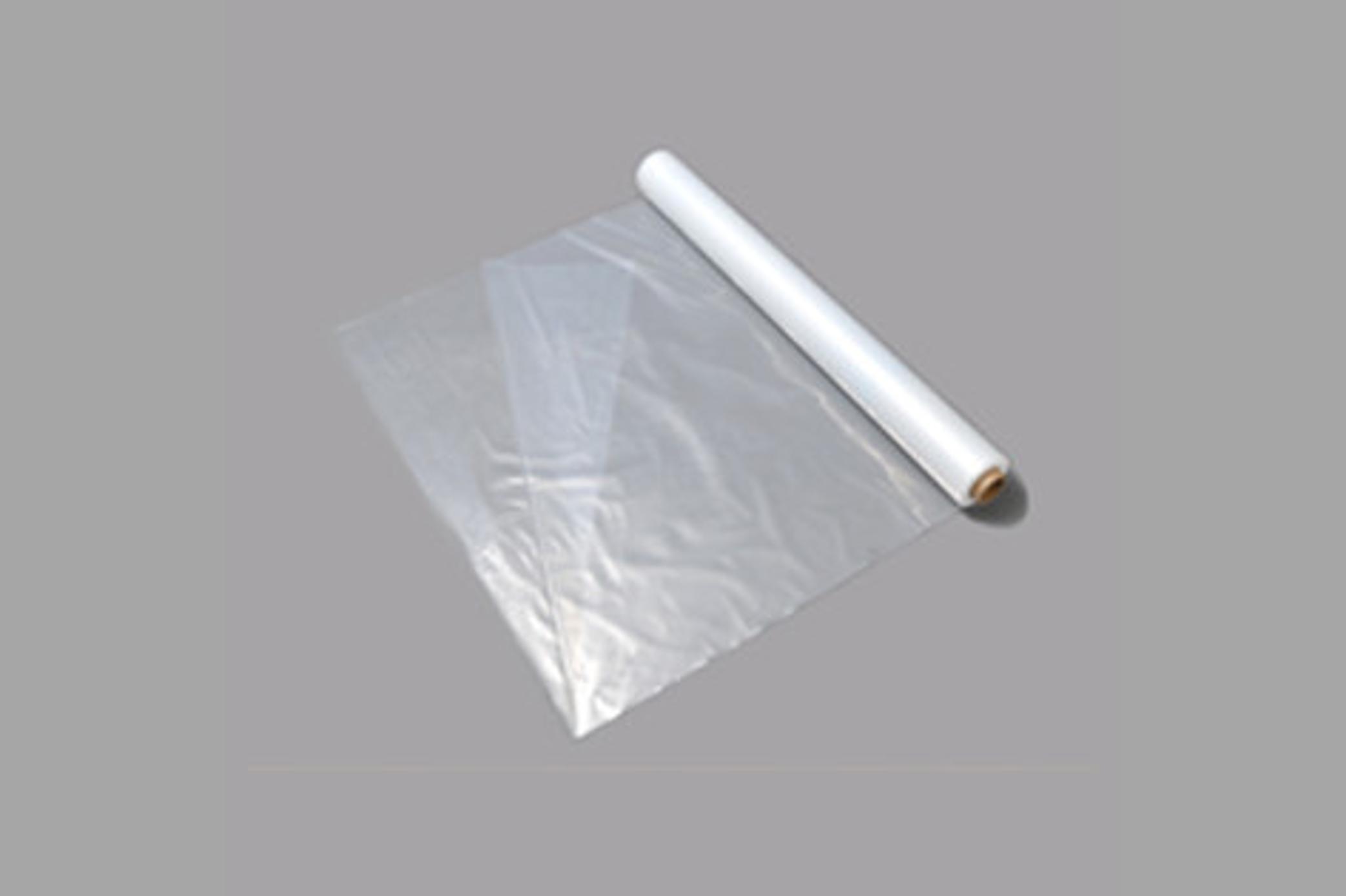 防湿養生シート、ダクト用ポリチューブ